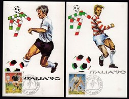 Yugoslavia Serbia Belgrade 1990 / Football World Cup Italy / MC - 1990 – Italien