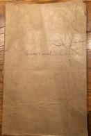 23 - SAINTE FEYRE - Registre D'appel Journalier Ecole Primaire Publique De Garçons Année Scolaire 1921-1922 - Old Paper