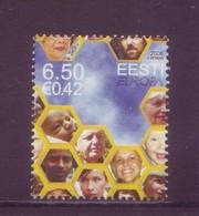 Europa CEPT 2006 - Estonia, Integrazione, 1v MNH** - 2006