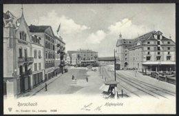 Rorschach - Hafenplatz - 1907 - - SG St. Gallen