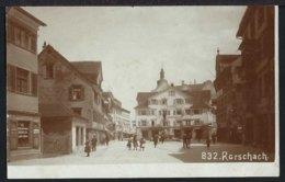 Rorschach - Sehr Belebt - 1907 - SG St. Gallen