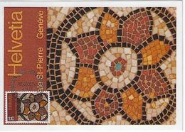 Switzerland 1981  Mosaic  3.9.81  Mi.1209 - Maximum Cards