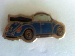 PIN'S CABRIOLET COCCINELLE - Volkswagen