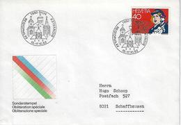 Switzerland 1982  Regiophil XV  13-17.10.82  Mi.1233 - Switzerland