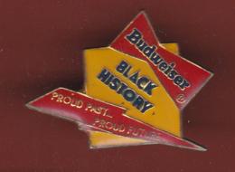 59539-Pin's. Budweiser.société Anheuser-Busch .Saint-Louis Aux États-Unis - Bière