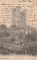 Carte Postale Ancienne Du Cantal - Château De Tournemire - Altri Comuni
