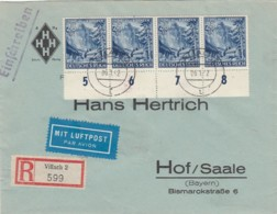 Deutsches Reich R Brief 1942 - Allemagne