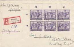Deutsches Reich R Brief 1942 - Duitsland