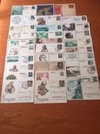 +++ Sammlung  250+ Postkarten Deutsches Reich +++ - Briefmarken