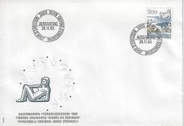 Switzerland 1983  Zodiac Signs  24.11.83  Mi.1254 - FDC