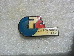Pin's CPE, Compagnie Pétroliere De L'Est - Carburants