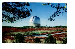 Palomar Observatory  - Palomar Mountain - California - Astronomy
