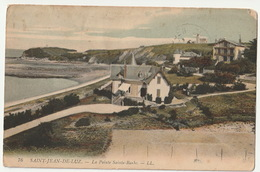 St Jean De Luz- La Pointe Ste Barbe - Saint Jean De Luz