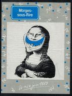 Etiquette De Vin // Morges-Sous-Rire - Other