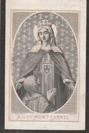 Maria Ludovica Van Haelst-kieldrecht 1865 - Devotion Images