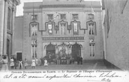 Congrès Eucharistique De Namur - Le Reposoir De L'Hospice D'Harscamps (top Animation, RARE1903, Prix Fixe) - Namur
