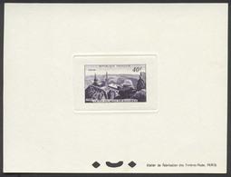 1028) N°916 épreuve De Luxe Du Pic Du Midi - Epreuves De Luxe