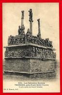 TRONOEN  --  Les  Calvaires  Bretons - Le Plus Ancien Des Grands Calvaires - Saint-Jean-Trolimon