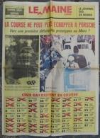 24 H Du Mans 1979.Porsche.Défaite Des Prototypes. - Journaux - Quotidiens