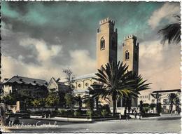 CPA-1950-SOMALIE-MOGADICHIO-CATHEDRALE-TBE- - Somalia