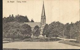 Saint Avold 1900 Eglise Protestante évangélique - Saint-Avold