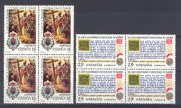 Spain 1994. Efemerides Ed 3299-00 (**) Bloque - 1931-Hoy: 2ª República - ... Juan Carlos I