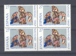 Spain 1992 - Navidad Ed 3227 (**) Bloque - 1931-Hoy: 2ª República - ... Juan Carlos I