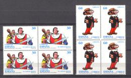 Spain 1995. Comics. Ed 3359-60 (**) Bl - 1931-Hoy: 2ª República - ... Juan Carlos I