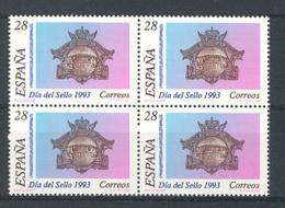 Spain 1993 - Dia Del Sello Ed 3243 (**) Bloque - 1931-Hoy: 2ª República - ... Juan Carlos I