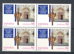 Spain. 1995 Un. Santiago Compostela Ed 3389 Bloque - 1931-Hoy: 2ª República - ... Juan Carlos I