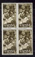 Spain 1964 - Navidad Ed 1630 Bloque (**) - Navidad