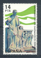 Spain. 1982 Padres Salesianos Ed 2684 (**) Mi 2570 - 1931-Heute: 2. Rep. - ... Juan Carlos I