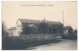 CPA 9 X 14  Haute Savoie SAINT JULIEN EN GENEVOIS - L'Hôpital - Saint-Julien-en-Genevois