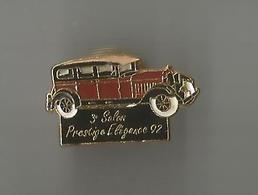 Pin's 3è Salon Prestige Elégance (voiture Ancienne) - Pin's