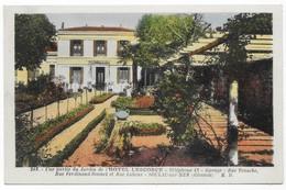 Soulac Sur Mer Une Partie Du Jardin De L' Hotel Lescorce - Soulac-sur-Mer