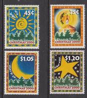 2000 Norfolk Island  Christmas Noel    Complete Set Of 4  MNH - Ile Norfolk