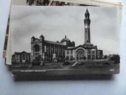Engeland England Birmingham University - Birmingham