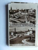Engeland England Liverpool Birkenhead - Liverpool