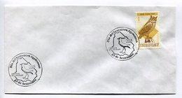 DIA INTERNACIONAL DEL AGRONOMO. CORREOS DEL URUGUAY 1995 MATASELLO ESPECIAL SPC ENVELOPE -LILHU - Agricultura