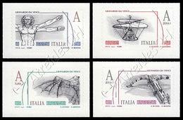 Italia / Italy 2015: Leonardesca / Priority Mail ** - 6. 1946-.. Republic
