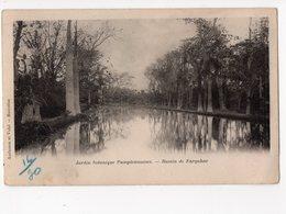 Ph3 - 2 - ILE MAURICE - MAURITIUS - Jardin Botanique Pamplemousses - Bassin De Farquhar - Maurice