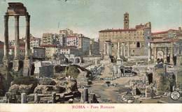 ROME - ROMA - FORO ROMANO - Roma (Rome)