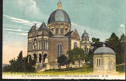 Saint Avold Notre Dame De Bon Secours Edition Merle - Saint-Avold