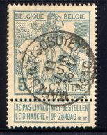 BELGIUM, NO. B3 - 1910-1911 Caritas
