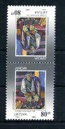 1993 LITUANIA SERIE COMPLETA MNH ** - Lituania