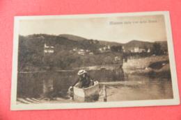 Genova Masone Dalle Rive Dello Stura 1922 - Altre Città