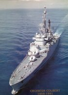 Militaria Livre  Croiseur Colbert  1958-1991 - Cultura