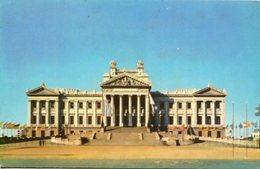 PALACIO LEGISLATIVO - MONTEVIDEO. URUGUAY POSTALE CPA NON CIRCULEE CIRCA 1960's  -LILHU - Uruguay