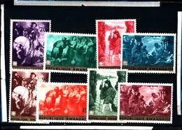 6494B) Republique Rwandaise-1962-quadri Di Pittori Diversi-MNH** - Afghanistan