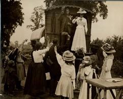 WEDDING GYPSY GITANO GIPSY TZIGANE 21*16CM Fonds Victor FORBIN 1864-1947 - Non Classés